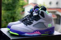 """NIKE AIR JORDAN V Fresh Prince """"this is a story all about how..."""""""