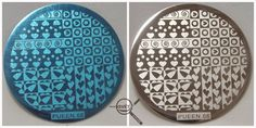 Mikrosvet by Ellen: PREVIEW: PUEEN stamping plates set 24B, collection 2014