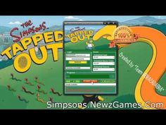 WORKING Simpsons Tapped Out Cheats With A Great Donut Hack 2014