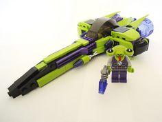 Luminous Cuttlefish #flickr #LEGO #space #starfighter