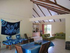 Así es una casa en la Polynesia Francesa... #homeexchange #polinesia
