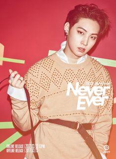 Never Ever Concept Photo - Jaebum