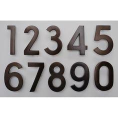 Ecco Pin Mount Address Number & Reviews | Wayfair