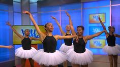 """Meet the Viral Hip-Hop Ballet Performers - The viral style of dance """"hiplet"""" is taking over the internet by storm. Mastermind behind the style, Homer Bryant of the Chicago multi-cultural dance center, drops by You & Me with the hip-hop ballerinas."""
