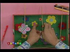 """» Aprenda a fazer um jardim de caixa de sapato, com o Professor Sassá. """"Professor Sassá"""" é um quadro que vai ao ar no programa CLUBTI da REDE APARECIDA. REDE..."""