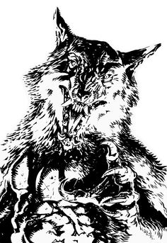 """""""Dog Soldiers"""" Artist Francesco Biagini. Dog Soldiers, Werewolf, Batman, Pure Products, Superhero, Dogs, Artist, Fictional Characters, Pet Dogs"""