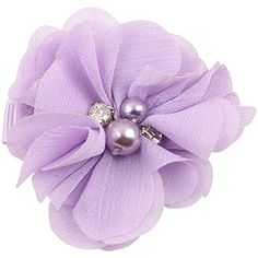 Flower Hair Scrunchie For Baby Girls Do you like it  Baby Flower Headbands afa26a6d4de