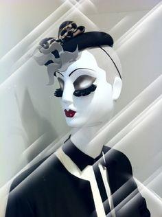 Schlappi mannequin, pinned by Ton van der Veer