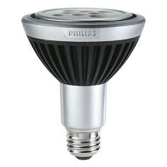 Philips EnduraLED (TM) Dimmable 60W Replacement PAR30L Indoor Flood LED Light Bulb Warm White Color (3000 Kelvin) $54.95