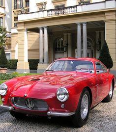 Maserati A6G 2000 Zagato - 1955