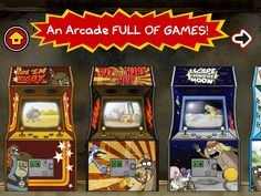 Just A Regular Arcade - A Sweet Suite Of Regular Show Games With Mordecai And Rigby #App by #CartoonNetwork #freeapps #freeappsking #itunes #ipad #iphone #games #kids #apps #regularshow #rigby #mordecai