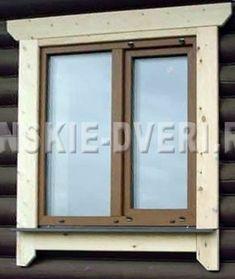 Interior Window Trim, Windows, Sauna House, House, Window Trim Exterior, Diy Crafts Hacks, Farmhouse Windows, Window Construction, Home Reno