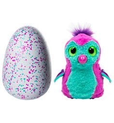 HATCHIMALS Penguala Rosa/blågrønn