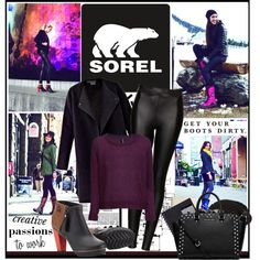 Get Your Boots Dirty With SOREL