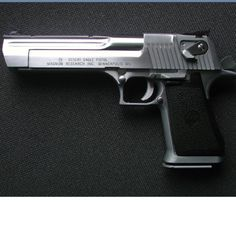 Desert Eagle. Loading that magazine is a pain! Get your Magazine speedloader today! http://www.amazon.com/shops/raeind