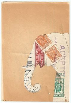 Stamp elephant :)