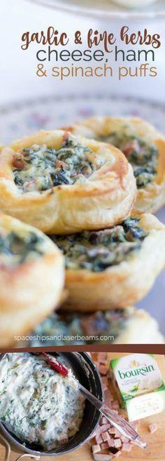 spinach and cheese pinwheel