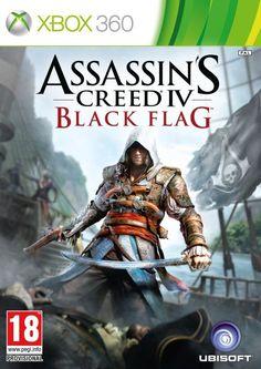 Assassins Creed 4: Black Flag; I am sooooo getting it! Really Pumped!