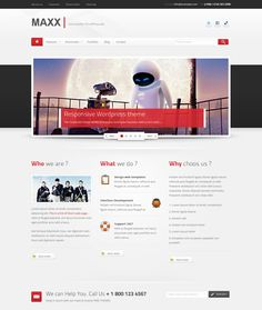 One touch and you will access the world of amazing experiences. Try out what we are saying! Maxx – Responsive Wordpress Theme is a Modern Clean & Creative theme suitable for any corporate business or portfolio.