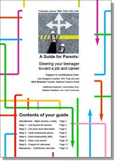 Parents' guide to helping your teenager find a job and career via Find A Job, Career, Parents, Pictures, Dads, Photos, Carrera, Raising Kids, Parenting Humor