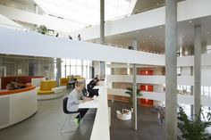 SDU+Campus+Kolding+/+Henning+Larsen+Architects