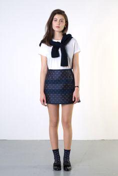 twenty seven names Fall Winter, Autumn, The Twenties, High Waisted Skirt, Shop Now, Mini, Pretty, Skirts, Shopping