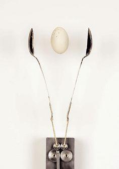 Gastronomista: Rebecca Horn on Eggs