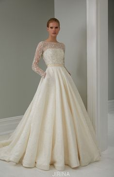 2015 Steven Khalil Wedding Dress Collection - MODwedding