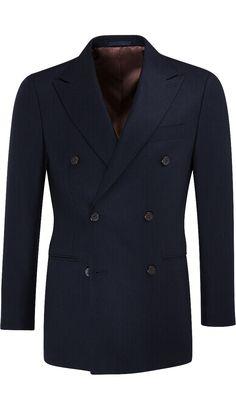 Jacket Navy Plain Havana C1005si   Suitsupply Online Store