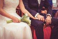 pareja casándose boda mallorca