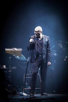 "Carlo Pignatelli veste Mario Biondi per il tour ""Jazz Set - The Italian Jazz Players"""