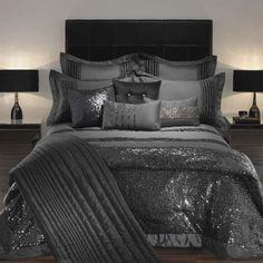 Bedroom Black Bedspread King With Black Quilted Bedspread Also  Black Bedspread Treatment for the Longer Enjoyment