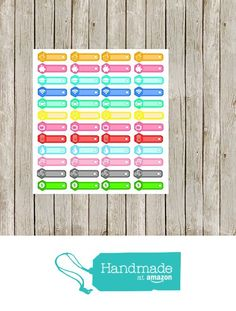 Bill Reminder Stickers Made to Fit Most Any Planner, Happy Planner, Erin Condren, Plum Paper, Planner Accessories from Paper Pusher Shop http://www.amazon.com/dp/B01A4M8BW2/ref=hnd_sw_r_pi_dp_Gb-Owb0CAH11S #handmadeatamazon