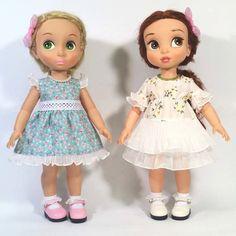 Disney Baby Dolls, Baby Disney, Disney Princess, Disney Animator Doll, Baby Doll Clothes, Girl Dolls, Disney Characters, Baby Dolls, Doll Clothes