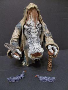 Star Wars Return Of The Jedi Rare EPHANT MON Jabba's Head Of Security