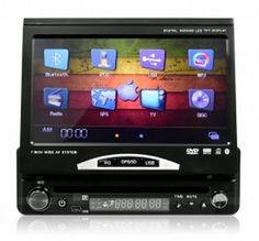 Autoradio 1 DIN DVD GPS Bluetooth Android au meilleur prix - Player Top