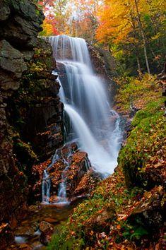 Franconia Notch- New Hampshire
