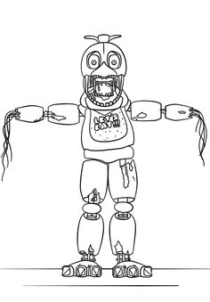 This franchise is so popular, we decided to get our readers a list of Five Nights at Freddy's coloring sheets. Check out our list of free printable FNAF coloring pages below! Fnaf Coloring Pages, Spring Coloring Pages, Mandala Coloring Pages, Animal Coloring Pages, Coloring Pages To Print, Free Coloring, Coloring Pages For Kids, Coloring Books, Five Nights At Freddy's