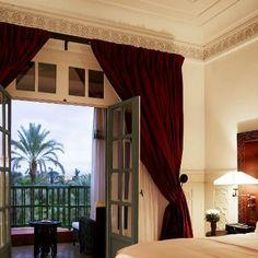 la mamounia  celebre hotel a marrakech revue pas jacques garcia