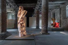 carol bove venice biennale - Google Search Collage Sculpture, Sculptures, Venice Biennale, Installation Art, Photo And Video, Google Search, Instagram, Videos, Photos