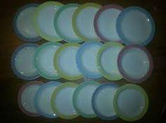 Afbeeldingsresultaat voor petrus regout pastel servies