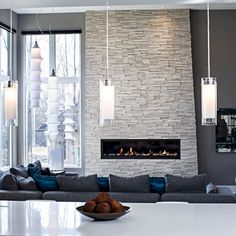 Awesome Contemporary Fireplace Design Ideas 26 (Awesome Contemporary Fireplace Design Ideas 26) design ideas and photos