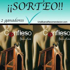 """SORTEO 2 EJEMPLARES """"CONFIESO"""""""