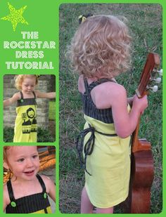 Rock star dress