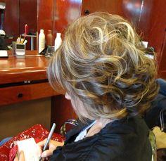 Short hairstyles by #AlireHairDesign Short Bob haircut & Best hair color in Orange County hair salon, Irvine