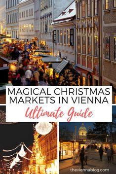 VIENNA CHRISTMAS MARKET TRAVEL GUIDE