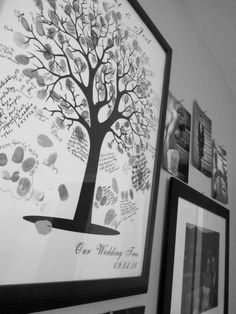 thumbprint tree for my students! Wedding Guest Book, Our Wedding, Wedding Things, Holiday Classrooms, Thumbprint Tree, Fingerprint Tree, Wedding Crafts, Wishing Well, Here Comes The Bride