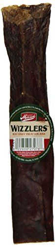 Merrick 8-Inch Wizzlers Beef Treat, 75 Count * To view further for this item, visit the image link.