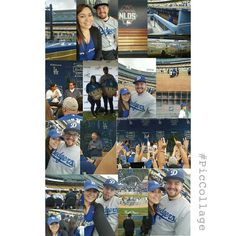 THINK BLUE: Had such an amazing day at fan fest Dodger Stadium!! Went in the dugout walked the field saw a few of my boys in blue took a selfie with kike listened to the one and only vince scully was so close to joc hah. Great day #dodgerday #boysinblue #fanfest #kikehernandez #vincescully #jocpederson #dodgerdugout #dodgerstadium #dodgersocial #selfiewithkike #daywithbf @j_boogy_88 by jack_jack_ixmay