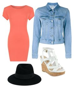 """""""dinner date"""" by lexiekelly on Polyvore featuring WearAll, Acne Studios, GUESS and Maison Michel"""